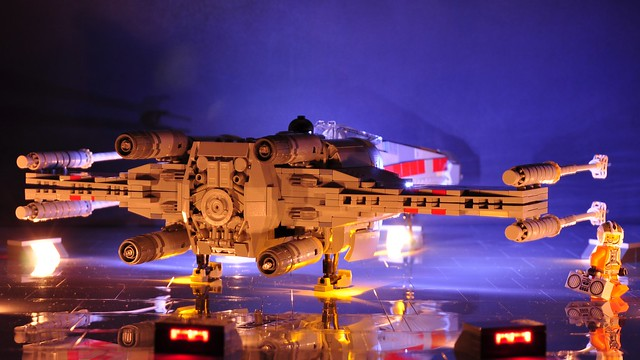 X-wing (Incom T-65), by dmaclego, on Eurobricks