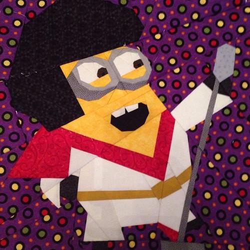 Fandom In Stitches Elvis Minion