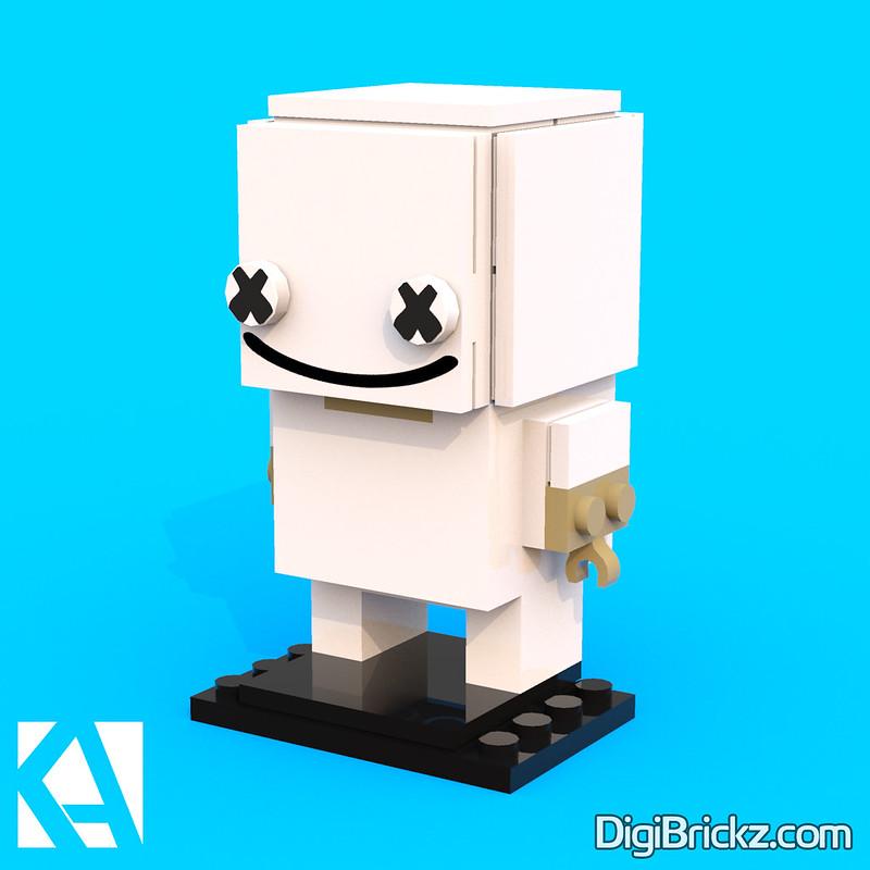 LEGO BrickHeadz - Marshmello