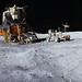 Apollo 16 Site, April 22, 1972