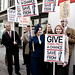 The Chap Protest - Savile Row - Abercrombie & Fitch