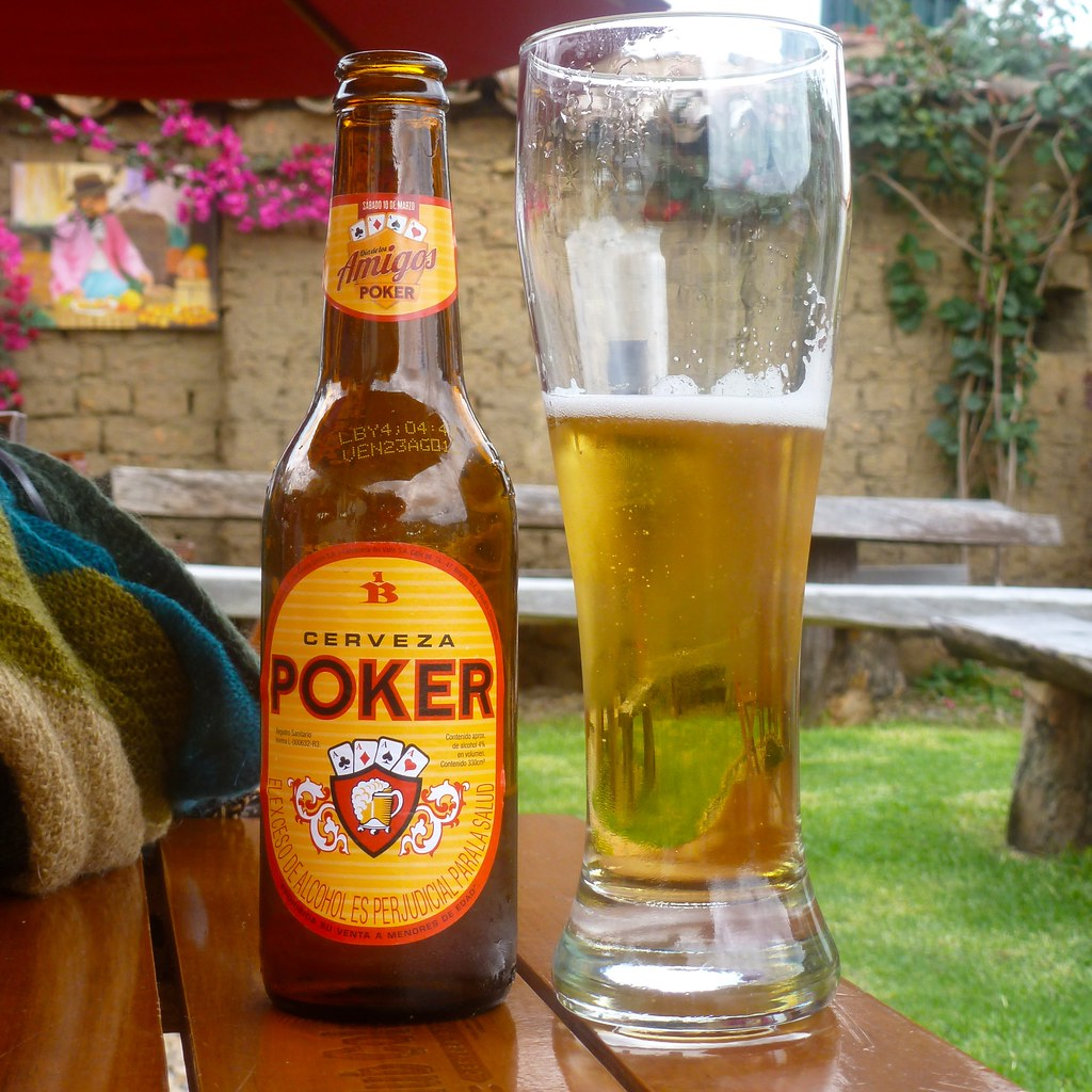 Cerveza Poker Erik Cleves Kristensen Flickr
