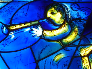 Chicago, Art Institute, Chagall's America Window, Detail (in Explore 4/22/12) | by Mary Warren (8.7+ Million Views)