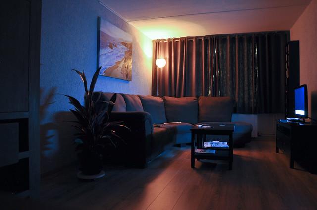 Living Room At Night Explore Larsjuh 39 S Photos On Flickr L Flickr
