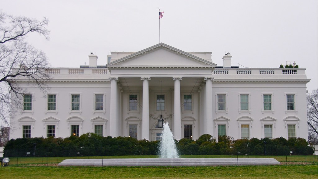 Photos Of The White House Exterior Images