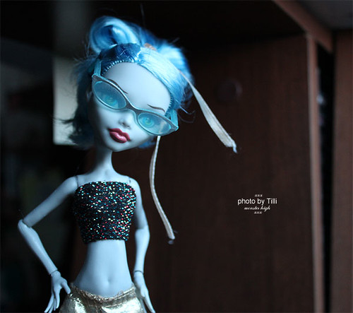 Ghoulia Yelps Dead Tired | by TilliBoo