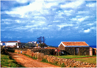 "Farmhouse in the Azores- 1,000 miles off the coast of Portugal in 1956 | by ""SnapDecisions"" photography"