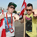 Eurovision Song Contest?: Trackshittaz am Eröffnungsfest im Euroclub