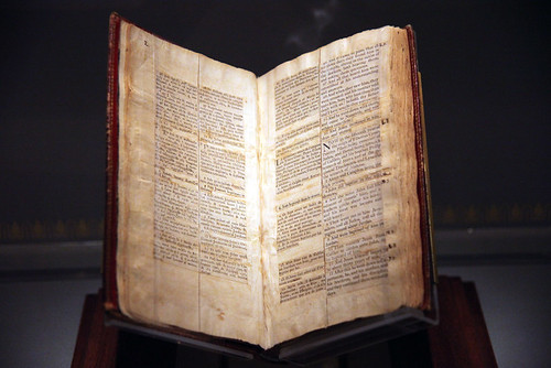 Jefferson Bible - Smithsonian Museum of American History - 2012-05-15 | by Tim Evanson
