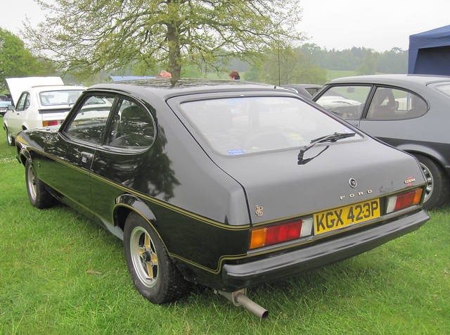 ford capri mk2 jps flickr photo sharing. Black Bedroom Furniture Sets. Home Design Ideas