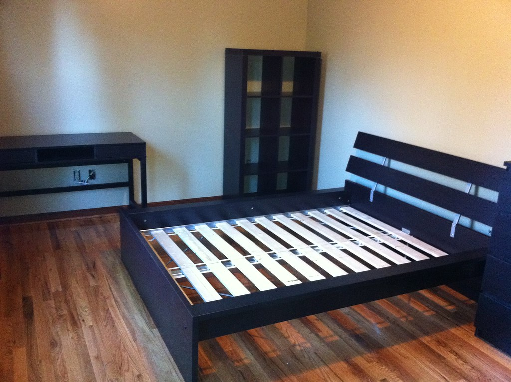 ikea bedroom setup rockaway nj ofcourse we do normal jo flickr. Black Bedroom Furniture Sets. Home Design Ideas
