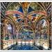 The Baglioni Chapel by Pinturicchio