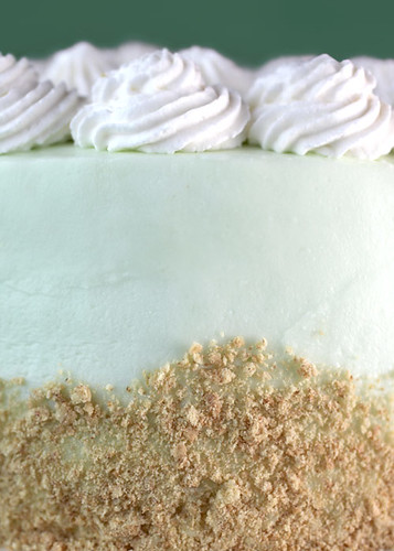 Key Lime Cream Cake | by Bakerella