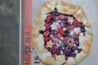 4th of July Double Berry Galette 2 | by laurenslatest