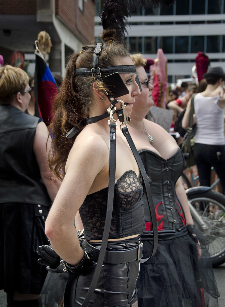 BDSM HARNESS
