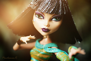 New Girl : Monster High - Cleo de nile - Dawn of the dance | by PruchanunR.