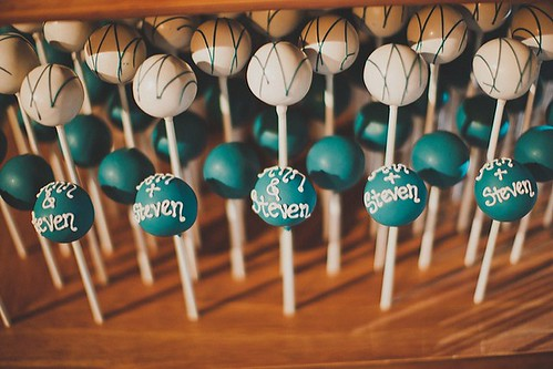 Cake Pops Piped and Drizzled | by Sweet Lauren Cakes