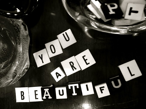 23/52 - You Are Beautiful | by jennapeep
