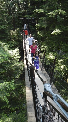 Capilano Suspension Bridge | by alio