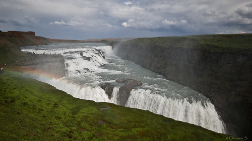 Iceland, Gullfoss | by crispin52