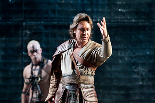 Roberto Alagna as Radames in Aida. © ROH/Bill Cooper 2011 | by Royal Opera House Covent Garden
