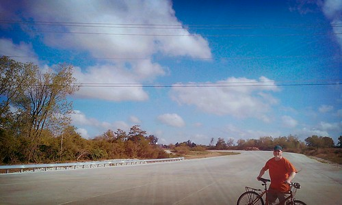 First Ride on the New Highway | by danonbike