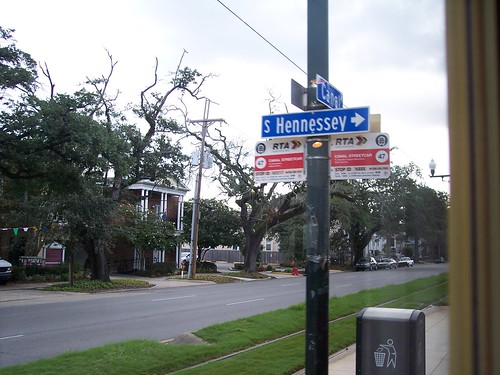 Hennessy St