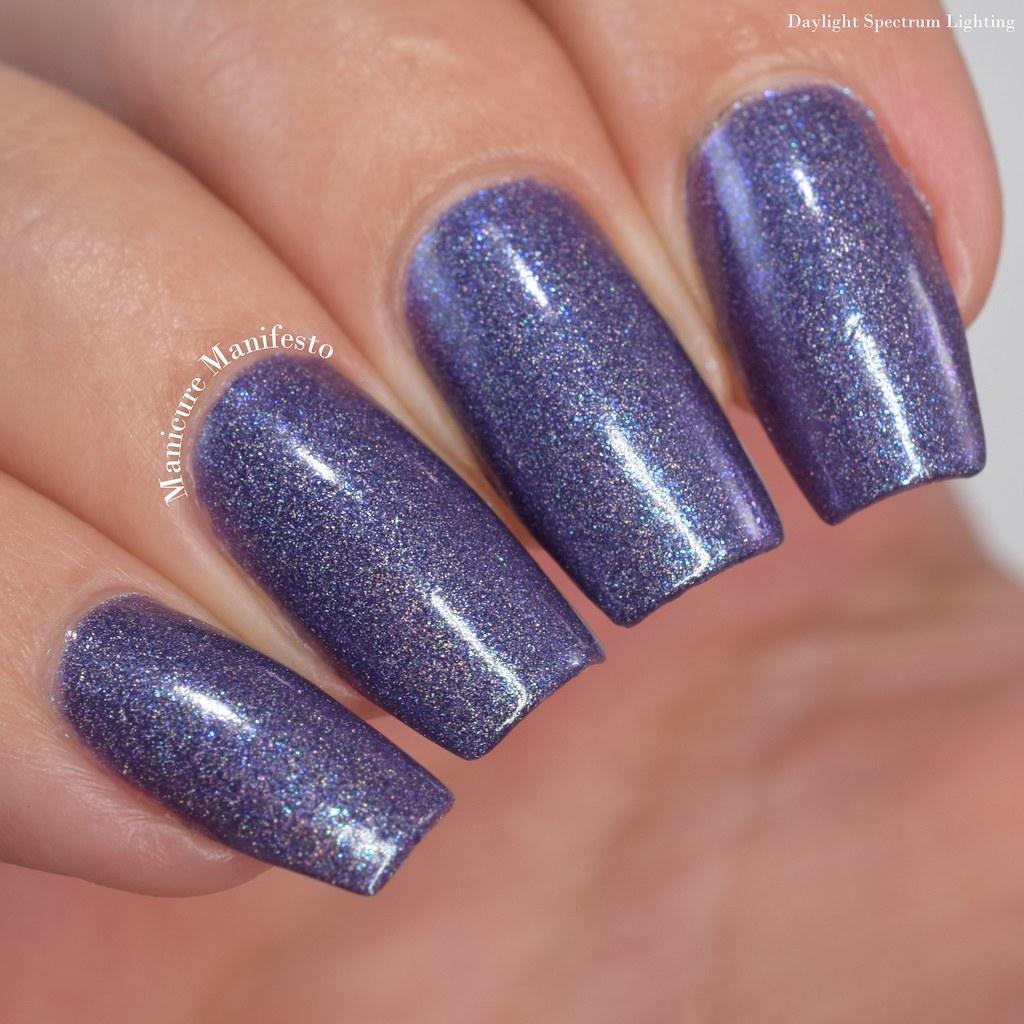 Purple holo