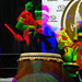(Harris shutter effect) Tamagawa Taiko drumming