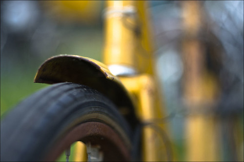 April 23rd - Yellow Bike | by Rense Haveman