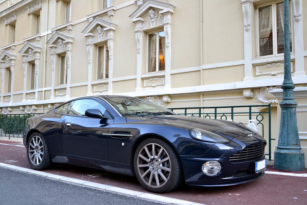 Aston Martin Vanquish Car Price