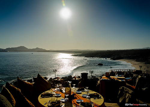 View from Mona Lisa | Cabo San Lucas | The Design Foundry | by thedesignfoundry