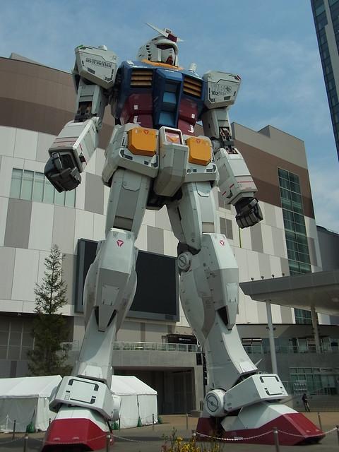 ガンダムフロント東京 2012/05/07(RX-78-2 ガンダム・マグネットコーティング仕様)