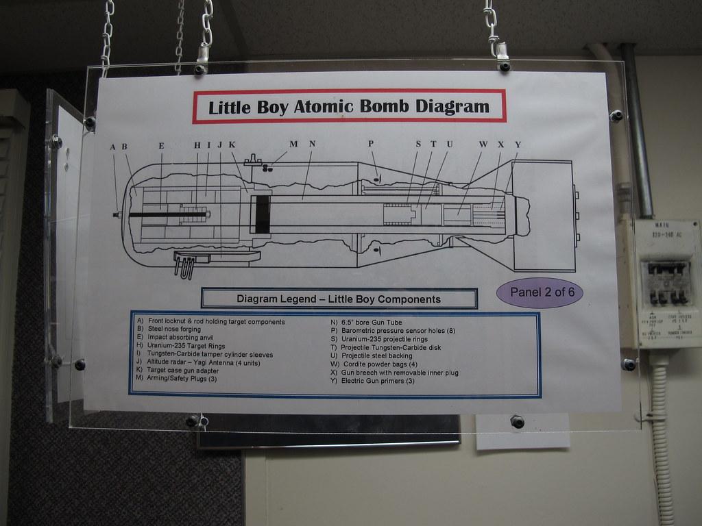 Little Boy Atomic Bomb Diagram   Kelly Michals   Flickr