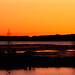 Sunset in Näsijärvi
