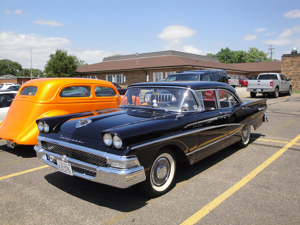 58 Ford Fairlane Bismark North Dakota June 2012 Greg