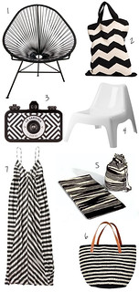 black & white outdoor inspiration | by the style files
