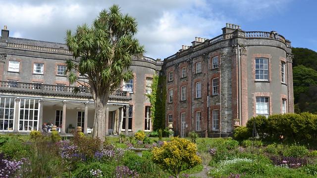 Bantry House And Flower Garden Co Cork Ireland