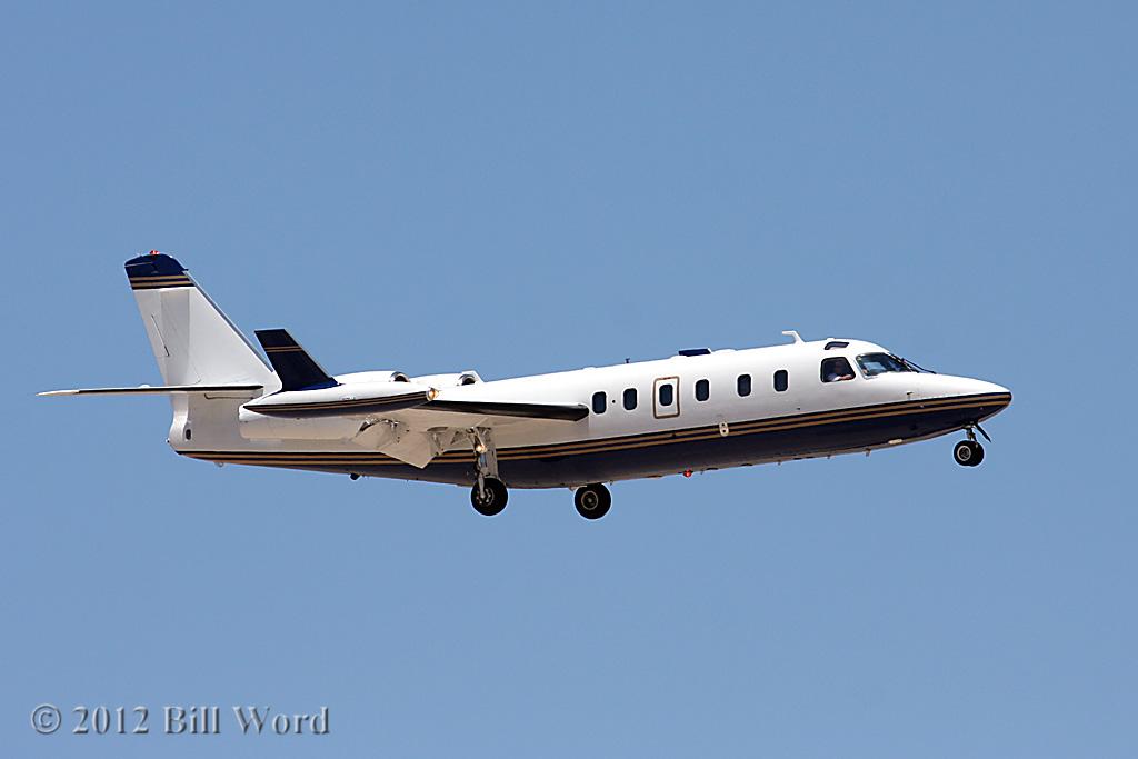 Photo Honduras Air Force Israeli Aircraft Industries Iai 1124a Westwind Fah