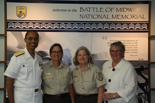 Battle of Midway 70th Anniversary Commemoration | by USFWS Pacific