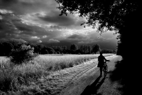 She took the long way home | by Torsten Reuschling