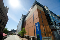 Bell Centre, Wide Angle