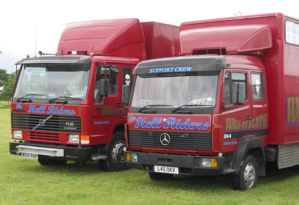 R Fox And Sons M506RND & L45ON...