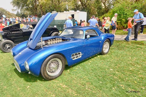 1967 Gatto Coupe by Steve Moal at Amelia Island 2012 | by gswetsky