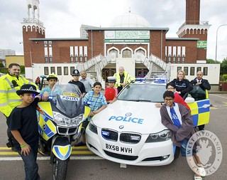 Day 177 - West Midlands Police - Mosque visit | by West Midlands Police