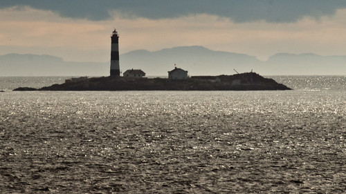 Lighthouse In The Straits | by madpoet_one