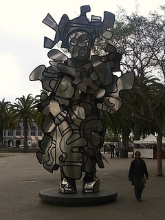 Embarcadero Rag Lady | by pianoforte109
