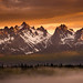 """Devils Horns""  Alaskan Range ~ Denali State Park, Alaska ~ Nikon D800E"