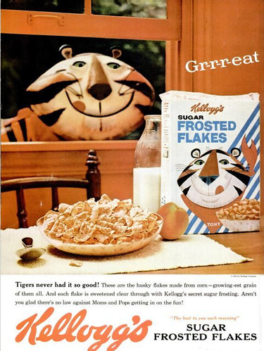 sugar frosted flakes | by killingtime2