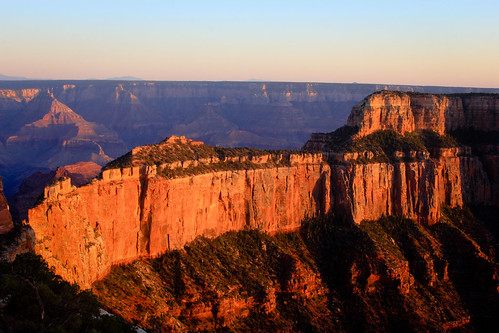 North Rim Golden Hour | by San Francisco Gal